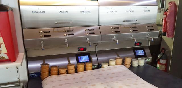 Saus Dispensers Koe Koe