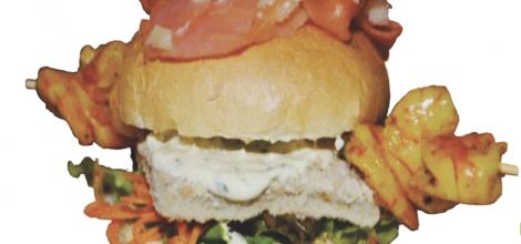 Royal Fish Burger