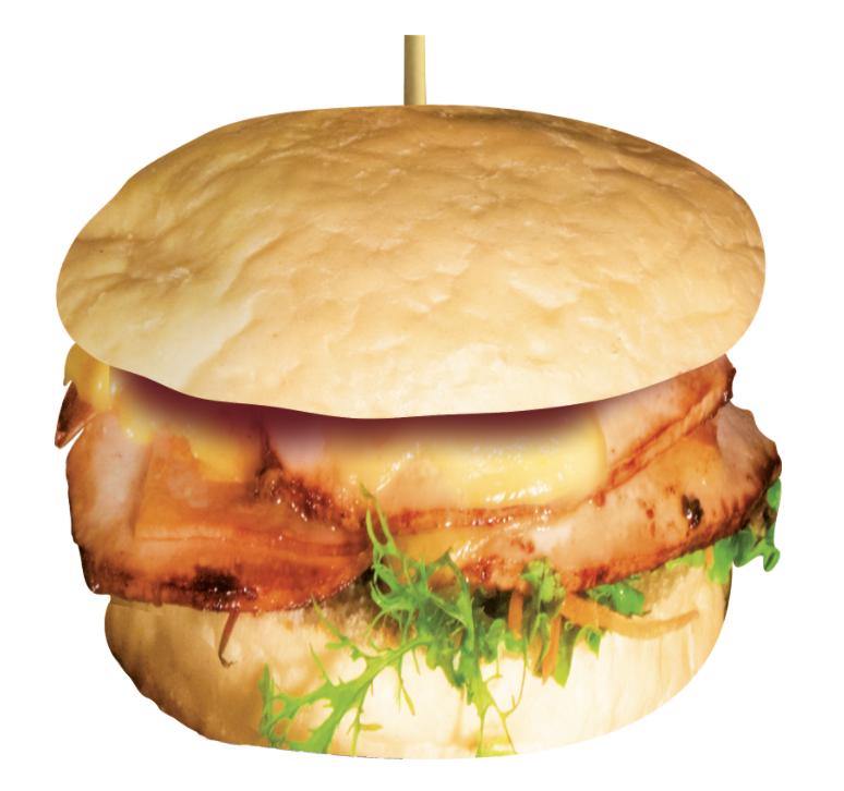 Cordon Blue Burger